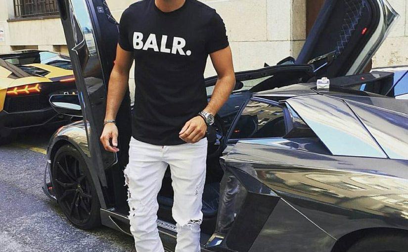 ใช่ไม่? รหัสส่วนลด: mensstyle15 สำหรับส่วนลด 15% สำหรับ @balr #balr #teambalr …