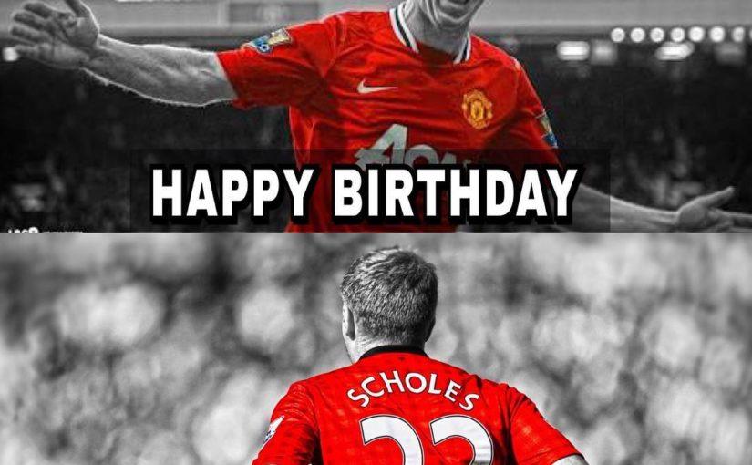 ขอแสดงความยินดีกับวันเกิดของคุณ Paul Scholes! •ติดตาม @total_united เพื่อดูข้อมูลเพิ่มเติม! . #mufc #mancheste …