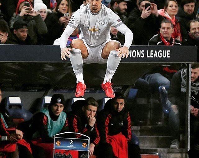 เดินทางยาว กองหน้าชาวสวีเดนแมนฯ ยูไนเต็ด Zlatan Ibrahimovic …