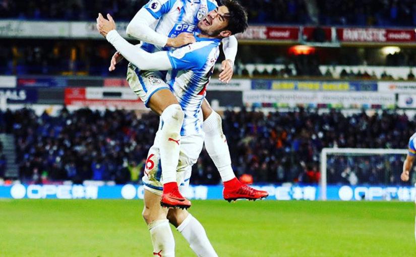 ⏱มันเป็นเพียง 117 วินาทีระหว่าง Huddersfield เปิดและ Sergio Aguero ของ …