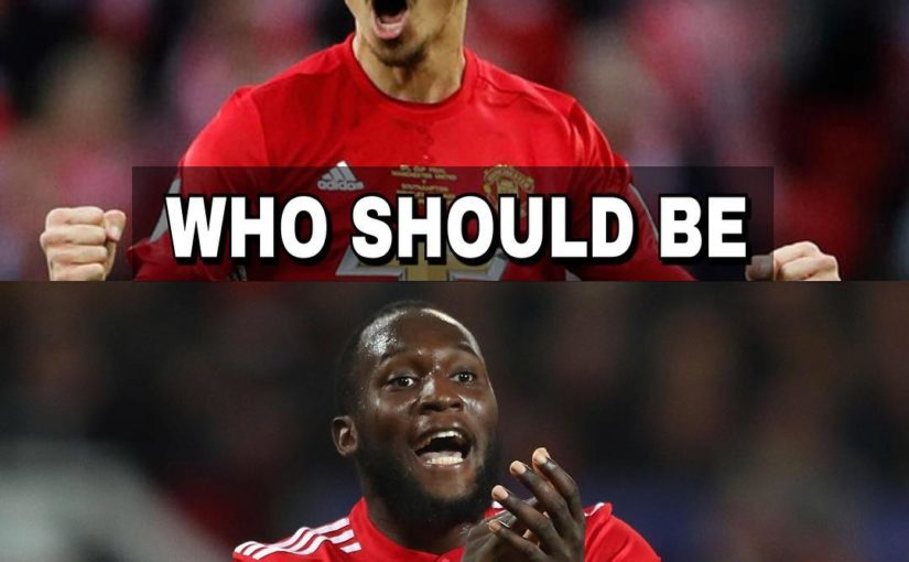Zlatan หรือ Lukaku?  •ติดตาม @total_united เพื่อดูข้อมูลเพิ่มเติม! . #mufc #manchesterunited #GG …