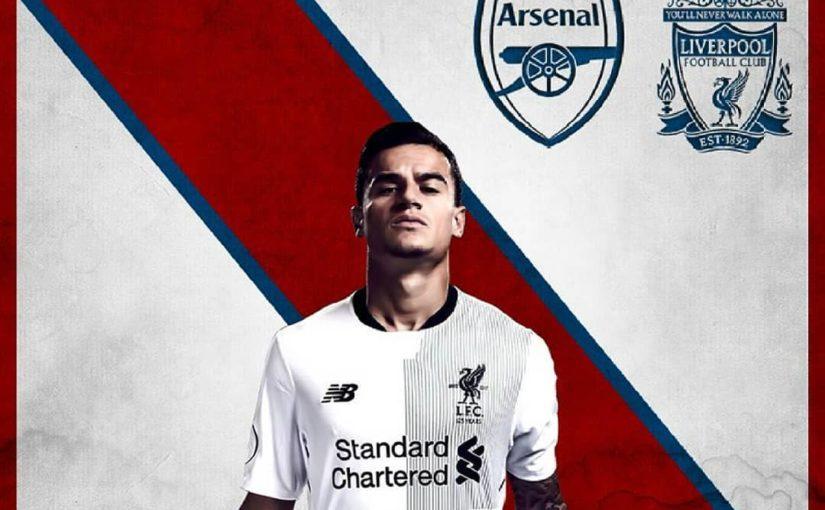 #Matchday อาร์เซนอลกับลิเวอร์พูล หนึ่งในเกมที่น่าตื่นเต้นที่สุดใน Premier Leag …