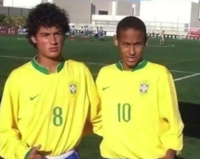 การเปลี่ยนแปลงของบราซิล Coutinho 🇧🇷 ติดตาม @ Footyhdi7! @ lfcforlife9 …