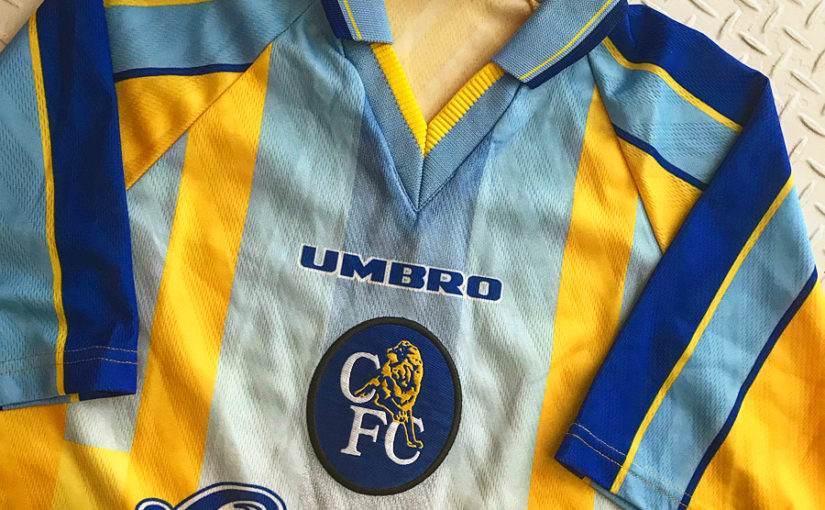 【 1996-97 เชลซีเอฟซีเอ้าท์】 การทำงานร่วมกันของ FA CUP ครั้งที่ 2 ฉันอยากอยู่ในฤดูใบไม้ผลิและฤดูร้อน # chelseafc # premierl …