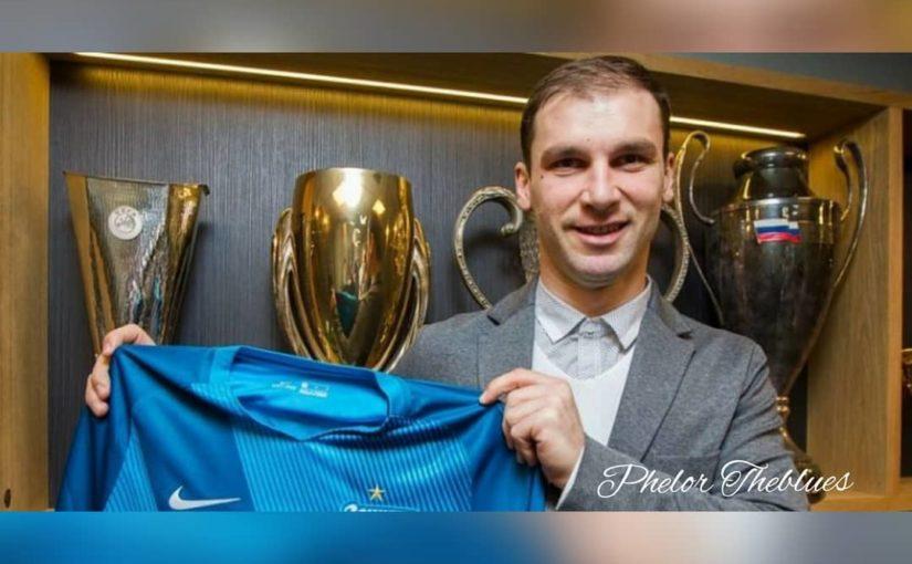อดีตนักเตะเชลซีชื่อดัง Branislav Ivanovic ได้รับเลือกให้เป็นผู้เล่นที่ยอดเยี่ยมที่สุดของทีม Ze …
