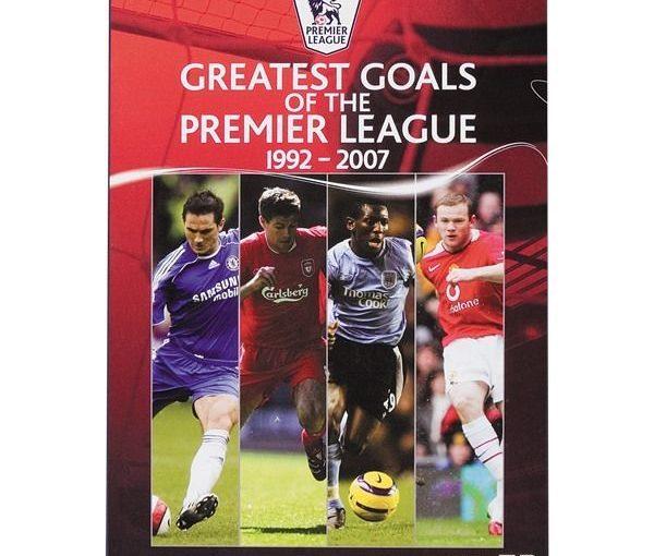เป้าหมายที่ยิ่งใหญ่ที่สุดของ Premier League DVD