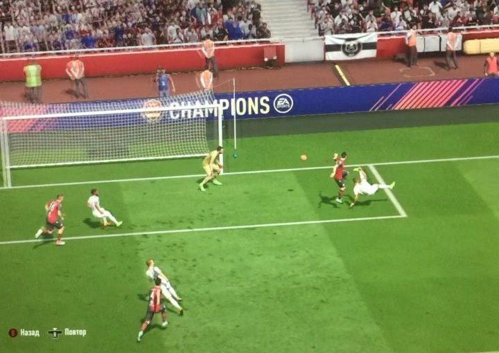 #samvinci # fifa18 #kick #ultimateteam #goal # 2division #nicegoal #gabrieljesus # …