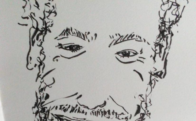โมฮาเหม็ดซาลาห์ลิเวอร์พูล fc . #ynwa #liverpoolfc #portrait # พรีเมียร์ลีก #eg …