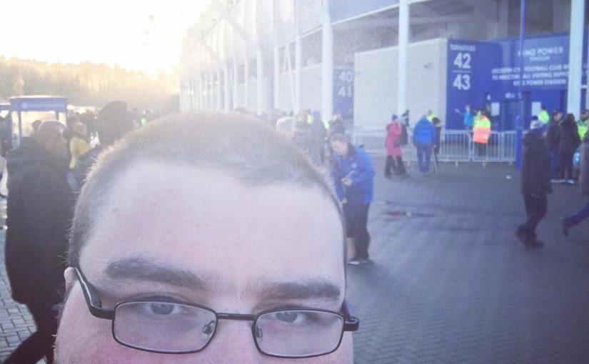 #selfie #kingpowerstadium #leicestercity #leicester #life #instagood #instago #b …