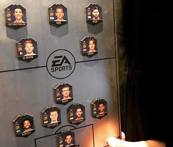 ทีม FIFA แห่งปีคุณต้องการสิ่งนี้ ?????? _______________ #soccerislife #so …
