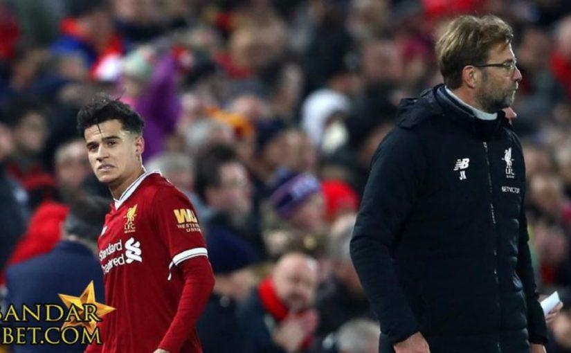 Juergen Klopp กล่าวถึงการเดินทางของ Philippe Coutinho เขายืนยันว่าเมื่อมันเป็นไปได้ที่จะ …