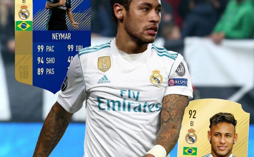 Neymar ไปมาดริดหรือไม่? ️ (ฉันหวังว่าคุณจะเป็น) ️ แท็ก: #neath #france #ristia …