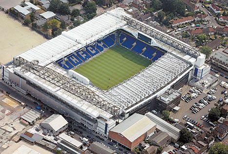 White Hart Lane (1899), Tottenham Hotspur F. C. / ที่ฉันมีประสบการณ์ fi มากของฉัน …