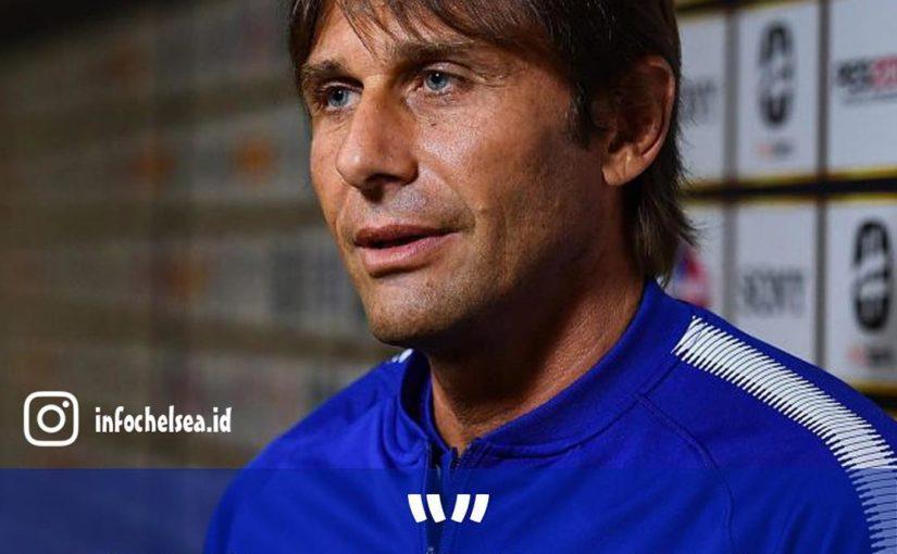 เป็นที่รู้จักกันตั้งแต่ต้น Conte ฤดูกาลไม่พอใจกับทีมเขา …