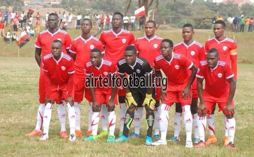 #Express F.C เริ่มต้นสอดคล้องกับ #bul F.C #Uganda #premierleague #upl …