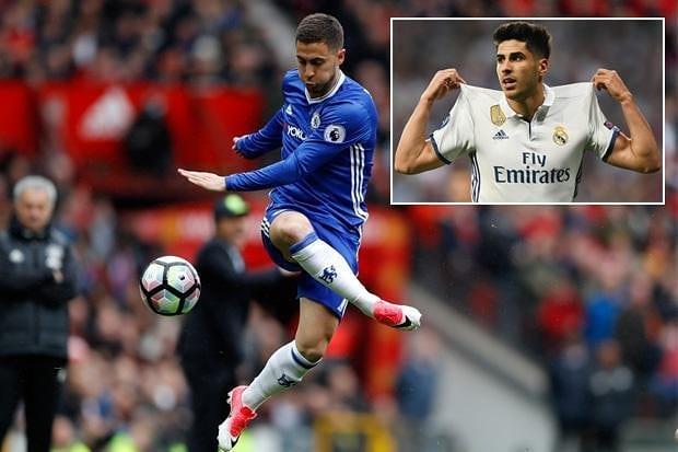 คุณคิดว่า Eden Hazard จะจบลงและ Marco Asensio จะเข้ามาแทนที่เขาหรือไม่? …