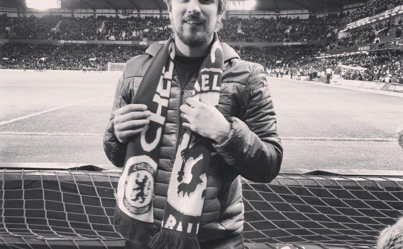 สแตมฟอร์ดบริดจ์️ #chelsea #chelseafc #football #blue #london #ball #stadium #pr …