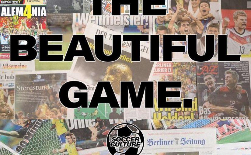 เกมที่สวยงาม ️️ – – พาเพื่อนที่รักฟุตบอล ติดตาม @officialoc …