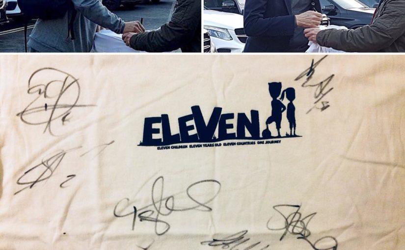อาร์เซนอล Legends สมัครรับเสื้อ @even_campaign! # 11 ดีสำหรับสาเหตุที่ดี! ไปต่อ