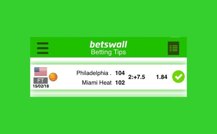 BetsWall ได้ประกาศวางเดิมพัน 11 ใบเมื่อวานนี้และอีก 9 เกม! BetsWall AP …