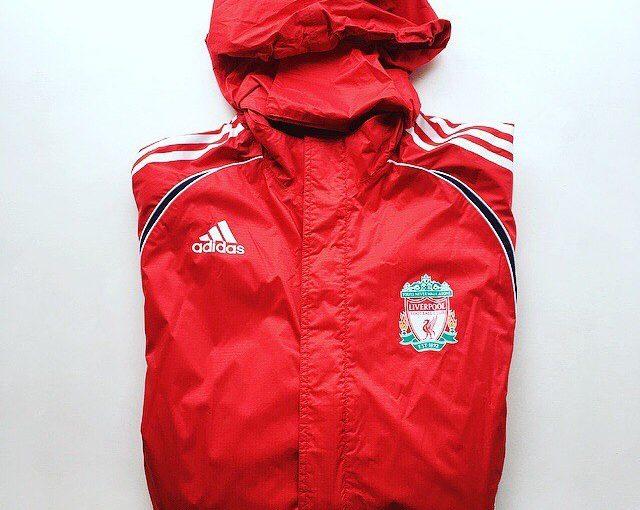 ลิเวอร์พูลการฝึกอบรมการเชื่อมโยงเสื้อในชีวิต  #liverpool #liverpoolfc #lfc #anfield # …