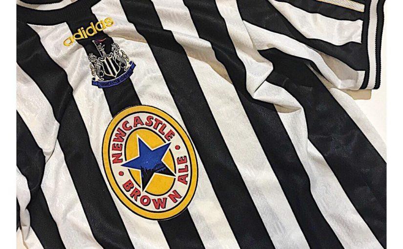 Newcastle United ฟุตบอลโลก 1997-1999 #newcastle #newcastleunited #nufc #england …