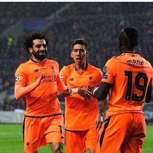 ทั้งสาม —————- – – – – – – #LFC #Liverpool #Liverpoolnews #YNWA # …