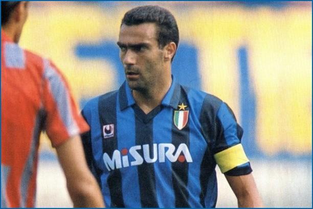 Giuseppe Bergomi เล่น #WorldCup 4 ครั้ง แต่ดูเหมือนจะไม่ได้เป็นอย่างใด