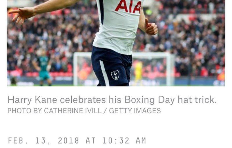 Kane is King ️ # HarryKane #PremierLeague #TottenhamHotspur #England …