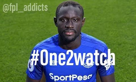 คำเตือน !! One2watch @niassebayeoumar (จัดอันดับที่ 4.8 เมตร) ได้รับการตั้งชื่อที่ Everto …