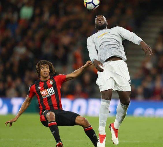 Romelu Lukaku จากแมนเชสเตอร์ยูไนเต็ดคว้าแชมป์เป็น Nathan Ake จาก AFC Bournemout …