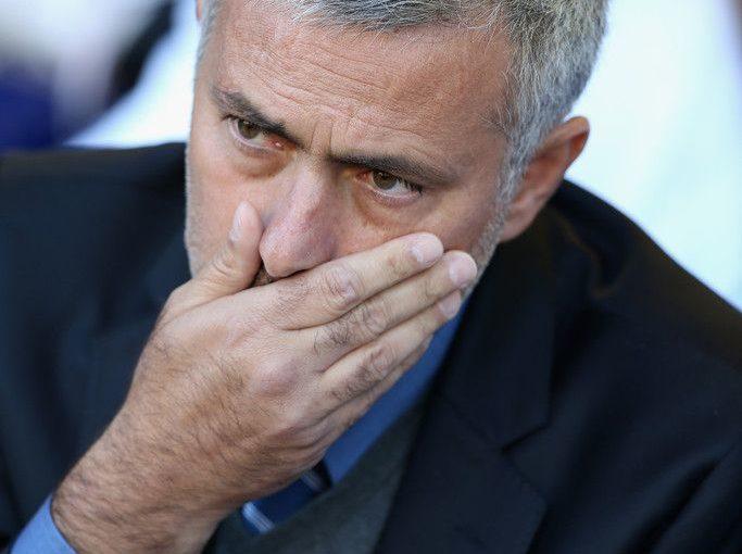 Jose Mourinho ภาพถ่าย – เอฟเวอร์ตัน vs เชลซี – พรีเมียร์ลีก – ซิมบับเว