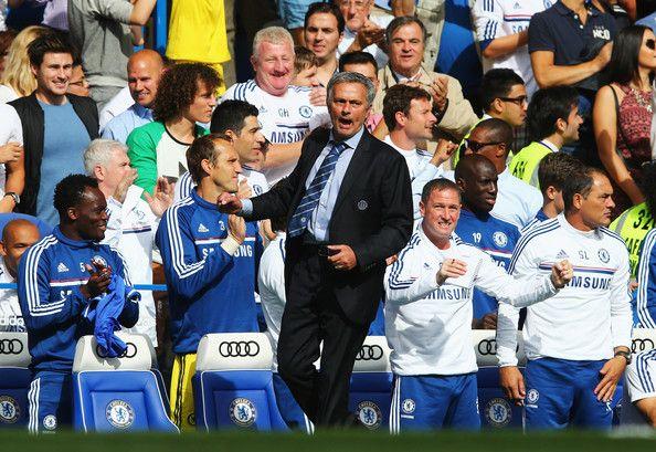 Jose Mourinho – เชลซี vs ฮัลล์ซิตี้ – พรีเมียร์ลีก