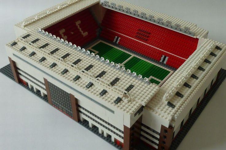 ดูเลโก้รุ่นที่น่าตื่นตาตื่นใจของ Anfield, Highbury, Goodison Park และอื่น ๆ Premier L …
