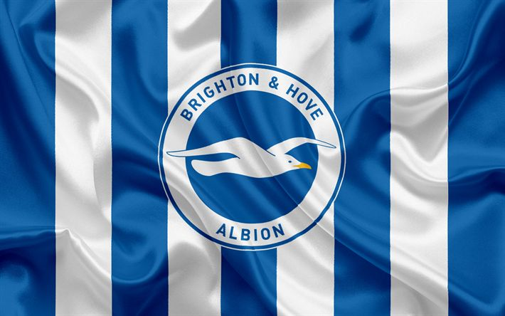 ดาวน์โหลดวอลเปเปอร์ Brighton Hove Albion, ฟุตบอลคลับ, พรีเมียร์ลีก, Brighto …