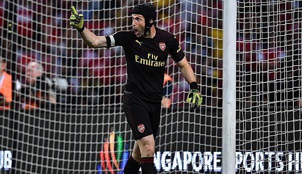 พรีเมียร์ลีก: Cech และ Leverkusen บน Twitter – sportworld.news / …