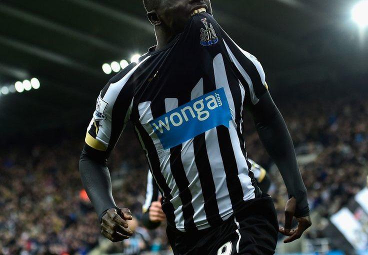 Papiss Cisse Newcastle United พรีเมียร์ลีก