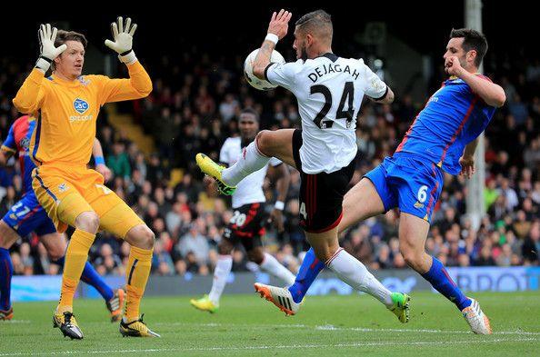 Ashkan Dejagah – Fulham vs Crystal Palace – พรีเมียร์ลีก