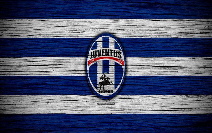 ดาวน์โหลดวอลล์เปเปอร์ Juventus FC FC, 4k, ฟุตบอล, Liga โรมาเนีย, I …
