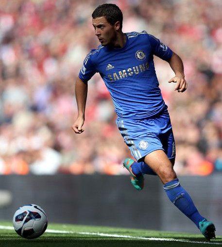 เอเดนฮาซาร์ด Chelsea FC yummm !! :)