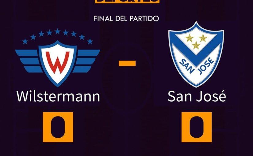 จบเกม! #Wilstermann 0 – 0 # SanJosé วาดโดยไม่มีเป้าหมาย  #cochabamba …
