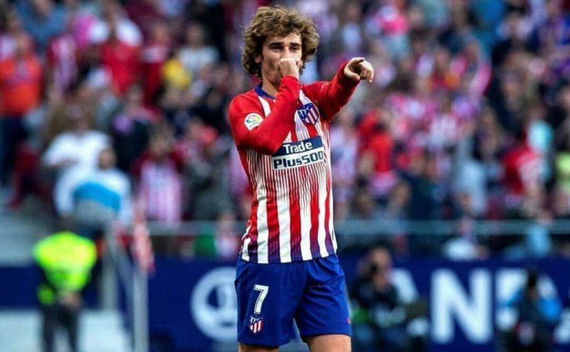 PSG และ Barcelona สนใจใน Antoine Griezmann ผู้เล่นปัจจุบัน …