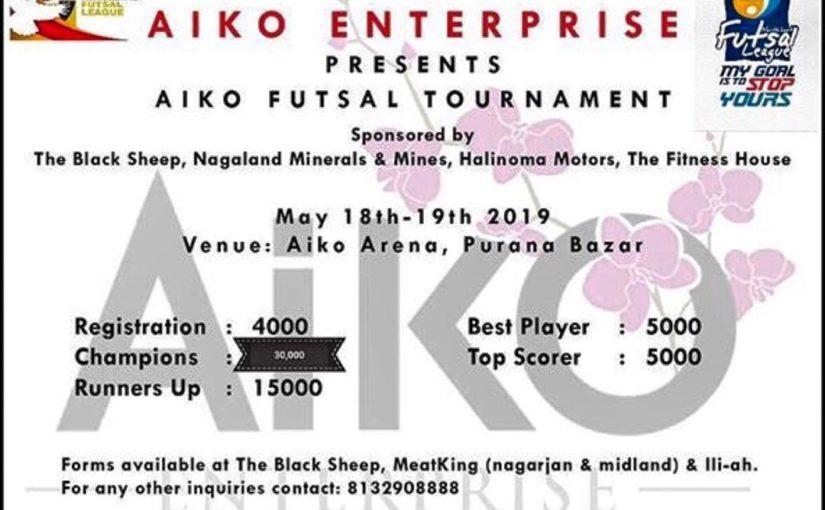 ฤดูร้อน! เวลาฟุตบอล! ️️🤩 @Nagaland_Futsal_League @NortheastFutsalLeague …