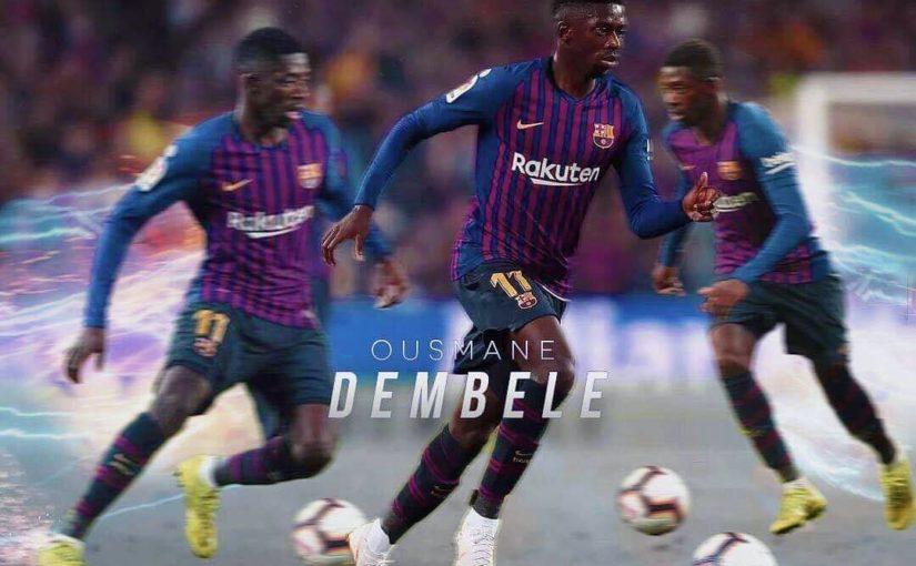 สุขสันต์วันเกิดให้ Ousmane Dembele! เด็กชายอายุ 22 วันนี้รู้ …