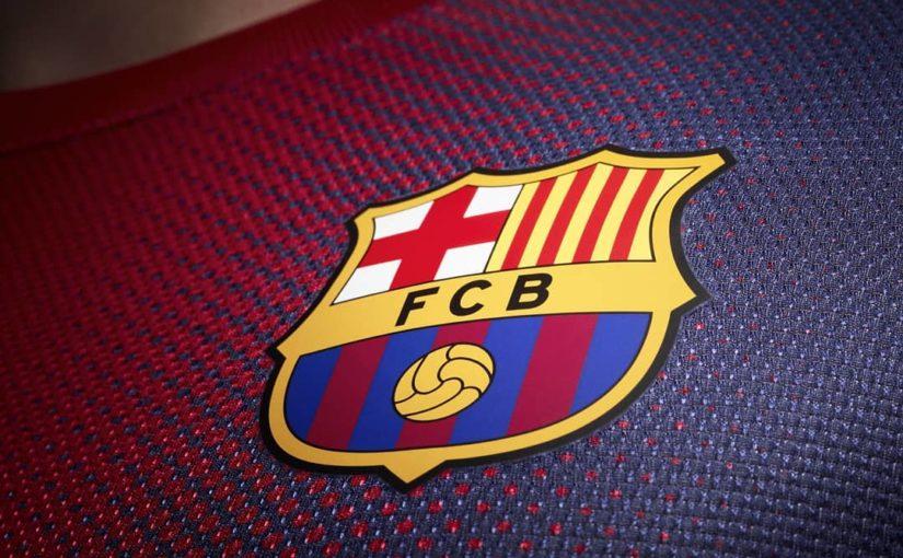 โล่ที่เราสวมใส่ในหน้าอกและหัวใจ   #Spanish #fcbarcelona #barcelona …