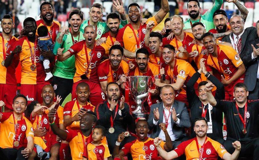 ขอแสดงความยินดีกับท่านอาจารย์แห่งตุรกี! @Galatasaray  . . . . . . . . . ….