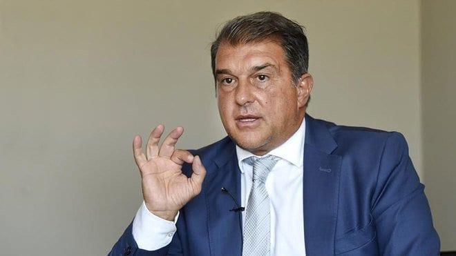 """อดีตประธานาธิบดีBarça, Laporta: """"ถ้า Bartomeu รู้สึกละอายใจเขาคงต้องลาออก"""" . Laporte …"""