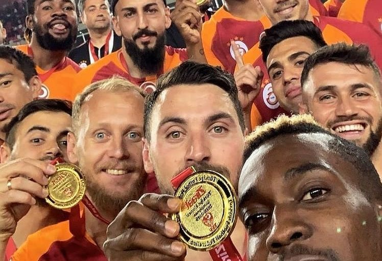 ขอแสดงความยินดีกาลาตาซาราย … # กาลาตาซาราย #gs #gsstore #fatihterim # ฟุตบอล #fanatik …