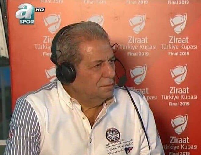 """Erman Toroğlu: """"Fatih Terim ความโลภถ้าเขาเล่นเกมที่ชนะการปะทุมนุษย์เป็นทั้งถ้วย …"""