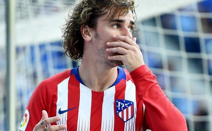 หลังจากทักทาย Griezmann จาก Atletico ชะตากรรมของเขาแน่นอน …